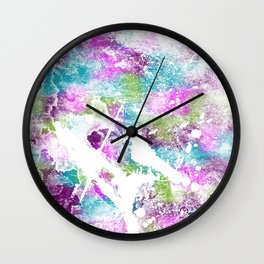 Mixedup Wall Clock
