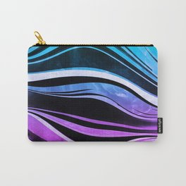 Melting Neons Carry-All Pouch