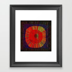 HYPNOSE Framed Art Print