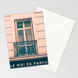 Paris, Parle moi de perfum Stationery Cards