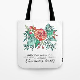 Take Heart Tote Bag