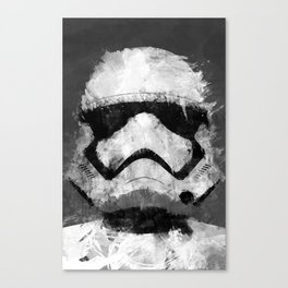 mancave poster the force awakens Canvas Print