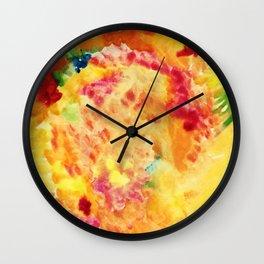 Autumn outburst Wall Clock
