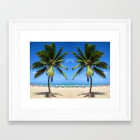 welcome Framed Art Prints featuring Welcome by Robin Curtiss