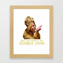 Jennifer Lawrence American Hustle Funny Framed Art Print