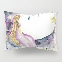 Swinging on a Star Pillow Sham