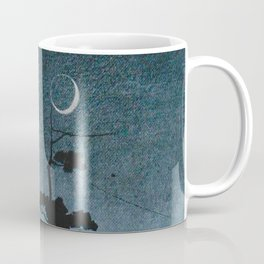 Walter Prichard Eaton - In Berkshire fields - 1920 - vintage Ombre Night Sky Coffee Mug