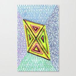 JaJa's Kite Canvas Print