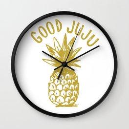 GOOD JUJU Wall Clock