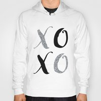 xoxo Hoodies featuring XOXO by Indulge My Heart