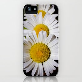 Daisy Cascade iPhone Case
