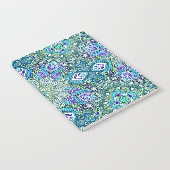 Peacock Summer Notebook