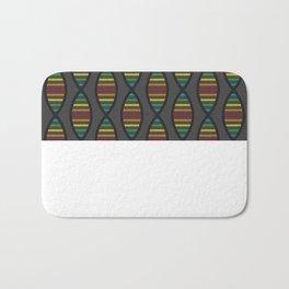 Rainbow DNA Bath Mat