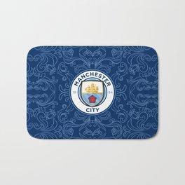 Manchester City  Sport Football Bath Mat