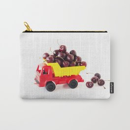 саr with cherry Carry-All Pouch