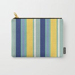 Sunny Beach Print Carry-All Pouch