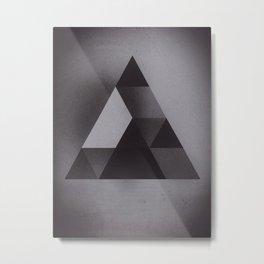 2try Metal Print