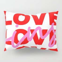 LOVE WINS Pillow Sham