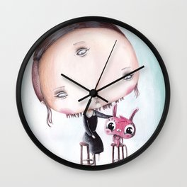 Mind Wall Clock