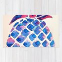 Summer Pineapple #society6 #spring by ekaterina_sokol_designs