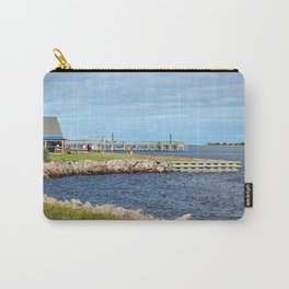 Beautiful Seaside View Carry-All Pouch