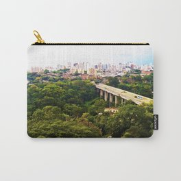 Green Santander. Carry-All Pouch