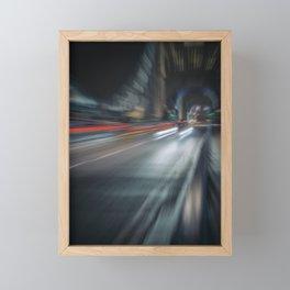 Life in the Fast Lane II Framed Mini Art Print
