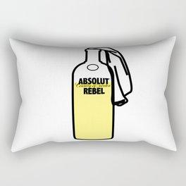 Absolut Rebel Rectangular Pillow