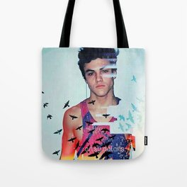 Pieces of eternity Tote Bag