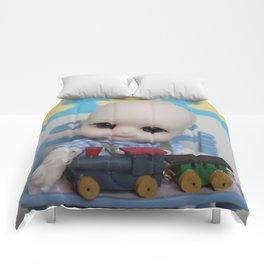 ** Little Boy's bedroom ** Comforters