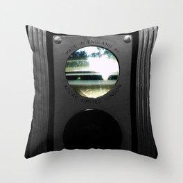 Kodak Duaflex Throw Pillow