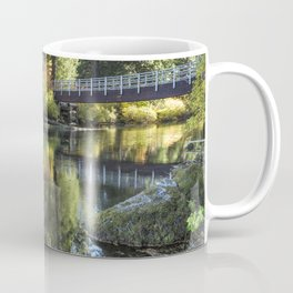 Fall at Clear Lake, No. 2 Coffee Mug