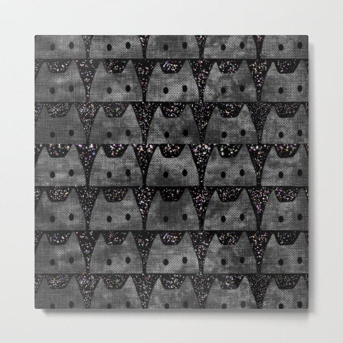 cats 24 Metal Print