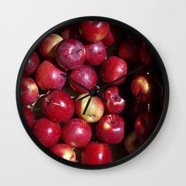 Apple Harvest! Wall Clock