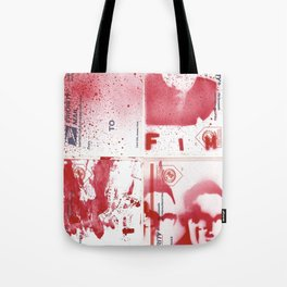 FIM - KISSINGER GONE POSTAL Tote Bag