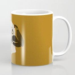 Mustache Strongman Coffee Mug