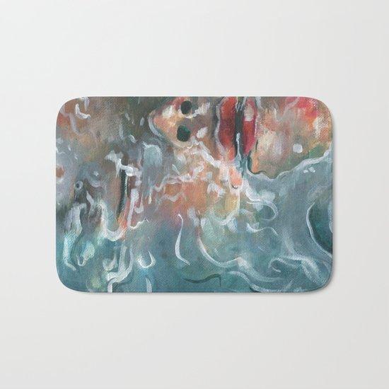 Liquified Bath Mat