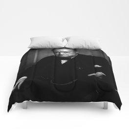 Winston Churchill Comforters