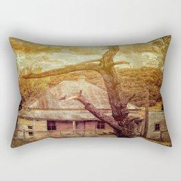 Home Among The Gums Rectangular Pillow
