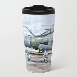 Buccaneer strike aircraft Travel Mug