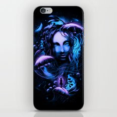 Ocean of Secrets iPhone & iPod Skin
