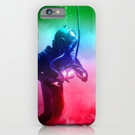 scaphandre iPhone Case