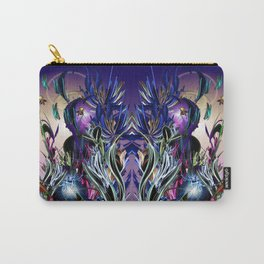 Morning Visitors Carry-All Pouch