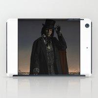 wes anderson iPad Cases featuring WES BENTLEY. by zinakorotkova
