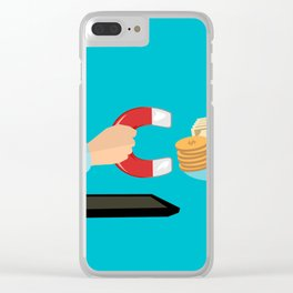 E-Commerce Clear iPhone Case