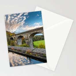 Chirk Aqueduct And Viaduct Stationery Cards
