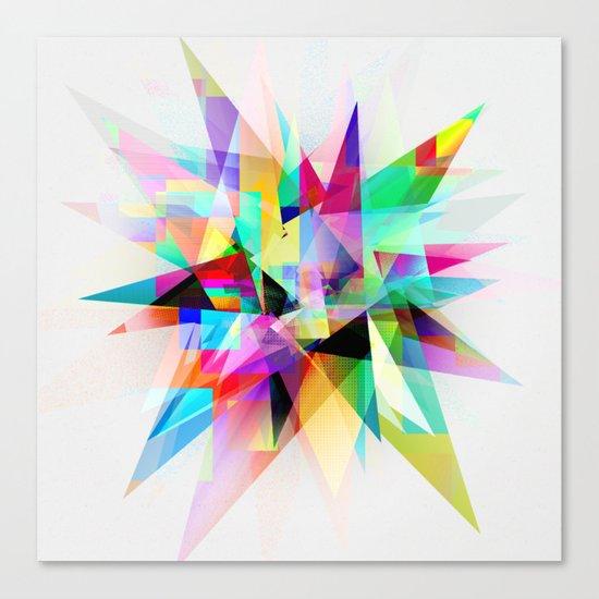 Colorful 3 Canvas Print