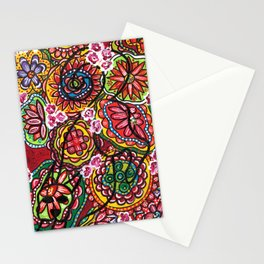 Where she goes Stationery Cards