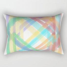 Triangular Windows* Rectangular Pillow