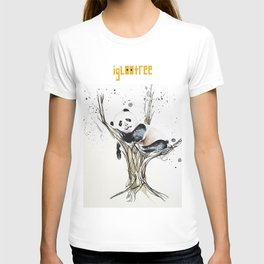 Panda in the Tree T-shirt